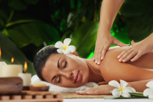 Ultimate Tropical Wrap Massage