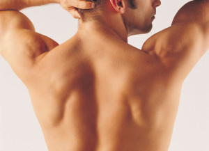 Back and Shoulder Treatment