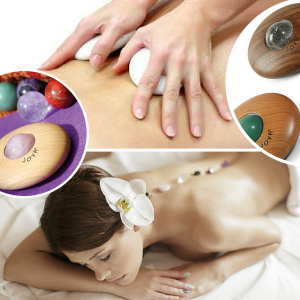 Joya crystal massage